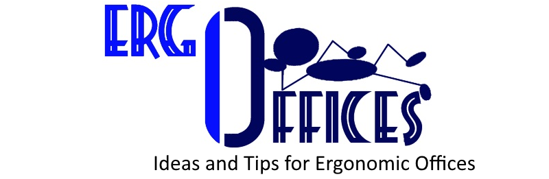 ERGOffices | Ideas and Tips for Ergonomic Offices