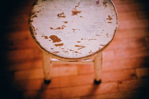 footstools can help with ergonomics