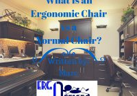 What Is an Ergonomic Chair vs a Normal Chair
