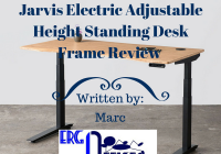 Jarvis Electric Adjustable Height Standing Desk Frame Review